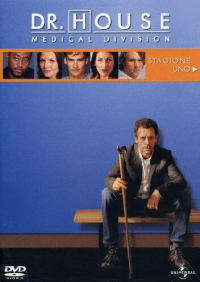 Dr. House. Medical Division. Stagione due - DVD 1 ep. 1-4