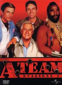 A-team [DVD]. Stagione 1