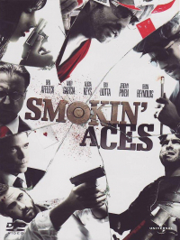 Smokin' aces [DVD] / written and directed by Joe Carnahan ; music by Clint Mansell