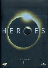 Heroes [VIDEOREGISTRAZIONE]. Stagione 1. Dischi 3-4