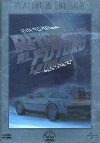 [1]: Back to the future [DVD]
