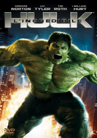 L' incredibile Hulk [DVD]