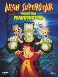 Alvin superstar incontra Frankenstein
