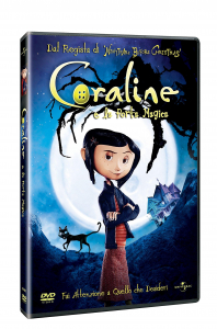 Coraline e la porta magica [DVD] / [written for the screen and directed by Henry Selick]