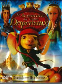 Le avventure del topino Despereaux [DVD]