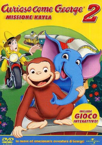Curioso come George 2 [DVD]