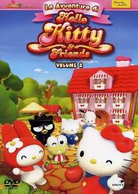 Le avventure di Hello Kitty & friends [Videoregistrazione] : vol. 2