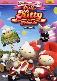 Le avventure di Hello Kitty & friends [Videoregistrazione] : volume 3