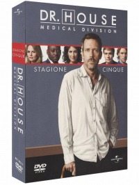Dr. House [DVD] : medical division. Stagione 5