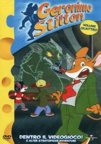 4: Dentro il videogioco! e altre stratopiche avventure [DVD]