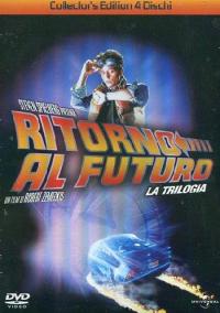 Ritorno al futuro [DVD] : la trilogia / regia di Robert Zemeckis ; con Michael J. Fox, Christopher Lloyd