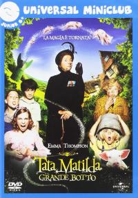 Tata Matilda e il grande botto [DVD] / diretto da Susanna White ; [con] Emma Thompson, Maggie Gyllenhaal ... [et al.]