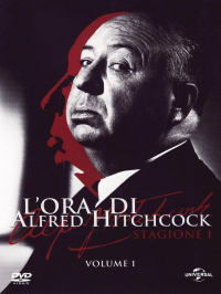L'ora di Alfred Hitchcock. Stagione 1. Vol. 1 - DVD