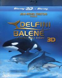 Delfini e balene 3D