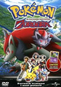 Pokemon. Il re delle illusioni Zoroark
