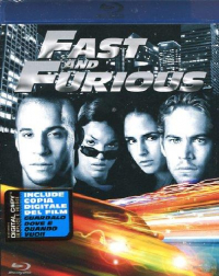 <Fast and Furious> 2. [DVD]