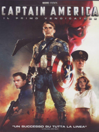 Captain America : il primo vendicatore / directed by Joe Johnston ; screenplay by Christopher Markus & Stephen McFeely ; music by Alan Silvestri