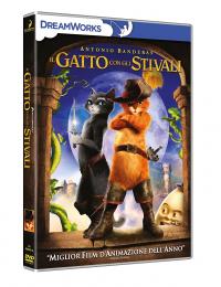 Il gatto con gli stivali [DVD]