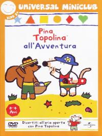 Pina Topolina all'avventura [DVD]