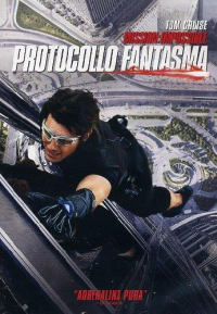 Mission: impossibile protocollo fantasma [DVD]