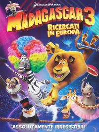Madagascar 3 [VIDEOREGISTRAZIONE]
