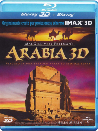 Arabia 3d [Videoregistrazione]