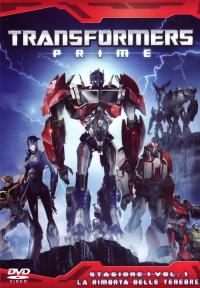Transformers: Prime. Stagione 1 Vol. 1 :La  rimonta delle tenebre