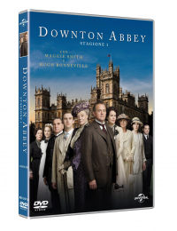 Downton Abbey [DVD] : stagione 1 / con Maggie Smith e Hugh Bonneville. Disco 1
