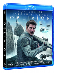 Oblivion [BD] / directed by Joseph Kosinski ; music by M83 ; based on the graphic novel  original story by Joseph Kosinski ; screenplay by Karl Gajdusek and Michael DeBruyn