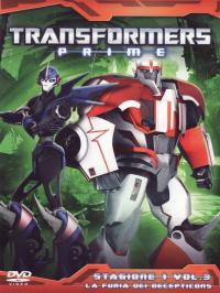 Transformers: Prime. Stagione 1 Vol. 3