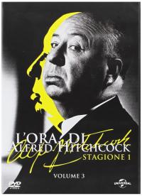 L'ora di Alfred Hitchcock. Stagione 1. Vol. 3 - DVD