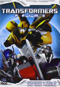 Transformers: Prime. Stagione 1 Vol. 5
