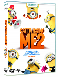 Cattivissimo me [DVD]. 2 / [directed by Chris Renaud, Pierre Coffin]