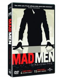 Mad Men [Videoregistrazione] : stagione tre, episodi 1-4