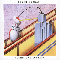 Technical ecstasy [Audioregistrazione]
