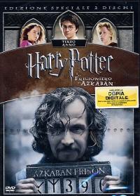 <Harry Potter e il prigioniero di Azkaban> Inserti speciali [DVD]