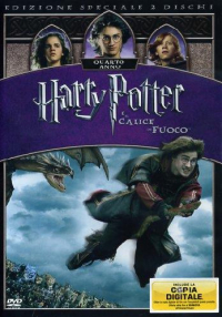 Harry Potter e il calice di fuoco [DVD] / directed by Mike Newell ; screenplay by Steve Kloves ; based in the novel by J. K. Rowling. 1: Il film