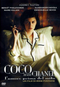 Coco avant Chanel : l'amore prima del mito / un film di Anne Fontaine ; screenplay by Anne Fontaine and Camille Fontaine ; freely adapted from the novel L'irreguliere by Edmond Charles-Roux ; music Alexandre Desplat