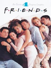 Friends [DVD]. La 4. stagione completa