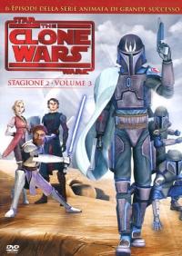 Star Wars. The Clone Wars. Stagione 2, Vol. 3