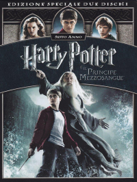 Harry Potter e il principe mezzosangue [DVD]. [2]: Harry Potter e il principe mezzosangue [DVD]