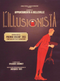 L' illusionista [DVD]