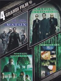 1.: Matrix [DVD]