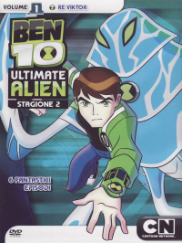 1: Ben 10, Ultimate Alien. 2