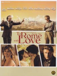 To Rome with love [Videoregistrazione]