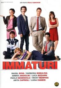 Immaturi [Videoregistrazione] / scritto e diretto da Paolo Genovese ; musiche [di] Andrea Guerra