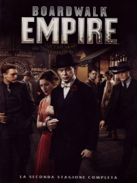 Boardwalk Empire [Videoregistrazione]. La seconda stagione completa