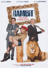 Gambit [DVD] [: una truffa a regola d'arte]