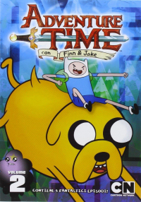 Adventure time / con Finn & Jake. 2