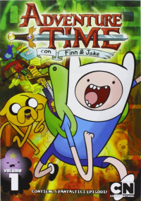 Adventure time / con Finn & Jake. 1
